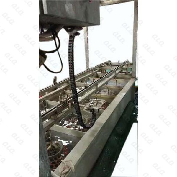 Rack Plating Production Line
