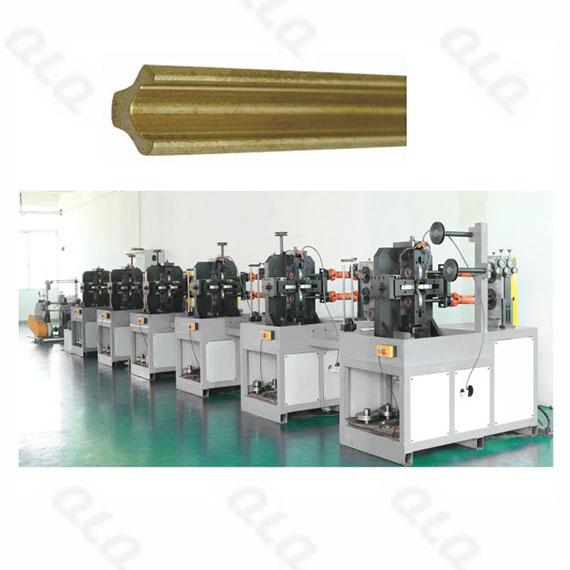 Automatic Metal Zipper Y Teeth Wire Manufacturing Machine QLQ