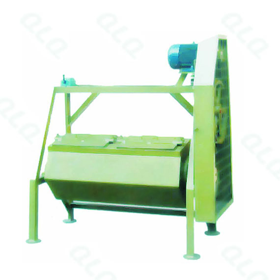 Automatic 200L Barrel Type Polishing Machine
