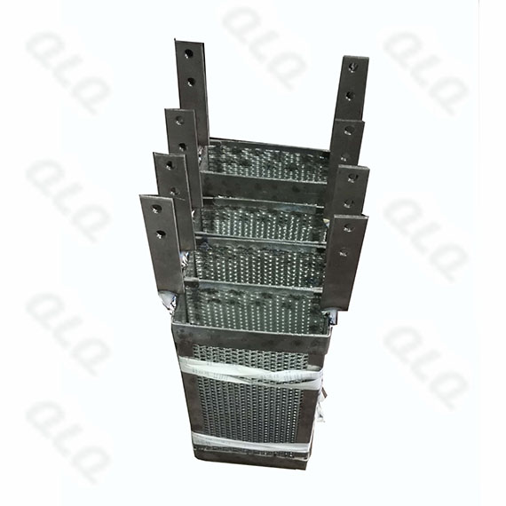 Titanium Basket for Small Size Rack Plating Machine
