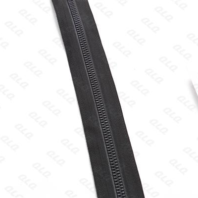 Plastic Long-chain Zipper