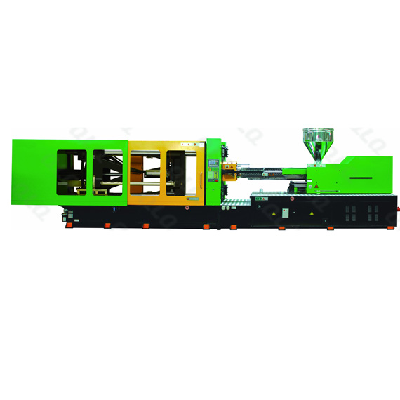 AC Servo Power Saving Plastic Injection Molding Machine (Horizontal Installation)