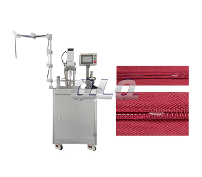 automatic-invisible-zipper-ultrasonic-teeth-melting-bottom-stop-machine-melt-teeth-without-wire-18khz