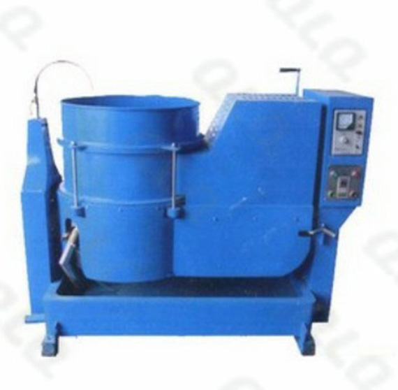 Automatic 120L Whirlpool Type Polishing Machine (frequency conversion)