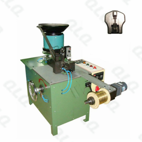 Automatic Brass Cap Slider and Pin-spring Assembly Machine