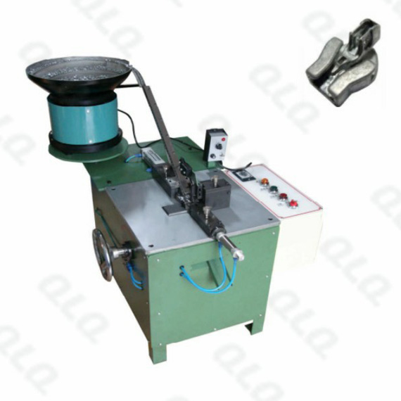 Automatic Invisible Slider Deburr Machine (shaving cutter type)