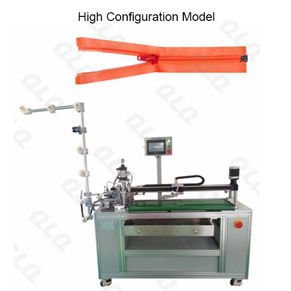 Automatic Nylon Zipper Open-end Cutting Machine(with labour hand )