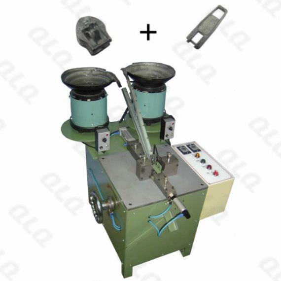 Automatic Pin-lock Slider Assembly Machine