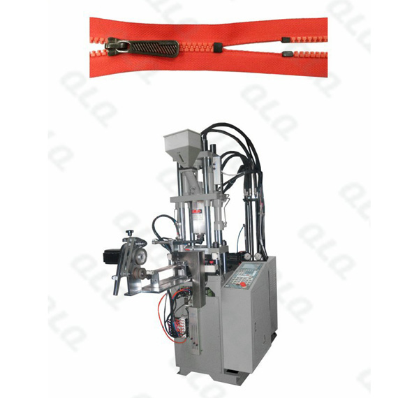 Automatic Plastic Zipper Closed-end  Injection Machine