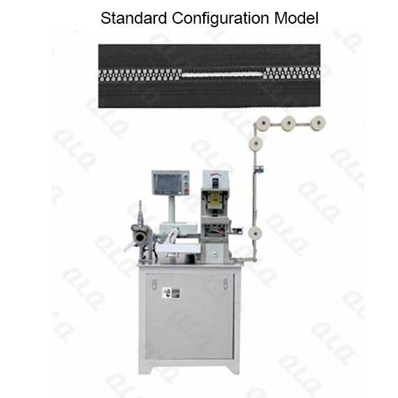 Automatic Plastic Zipper Gapping Machine(short model)