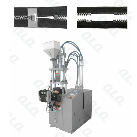 Automatic Plastic Zipper Open-end Injection Machine (for zipper without slider only)