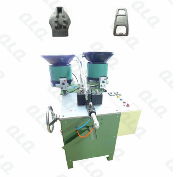 Automatic YG-slider and YG-puller Assembly Machine