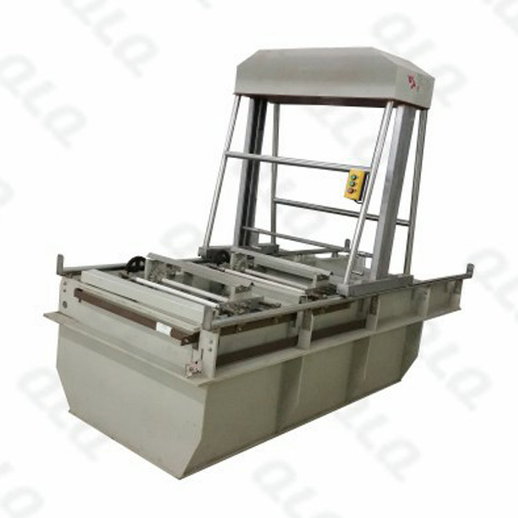 Automatic Barrel Plating Machine with Four Baskets