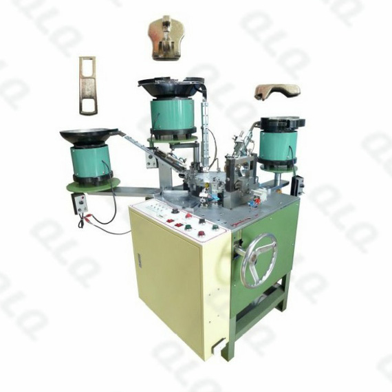 Brass Cap Slider Automatic Assembly Machine