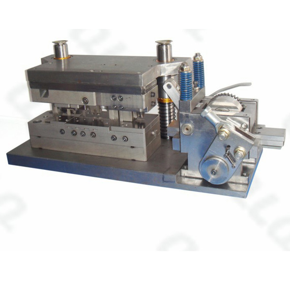 Brass YG Slider Body Pressing Mould