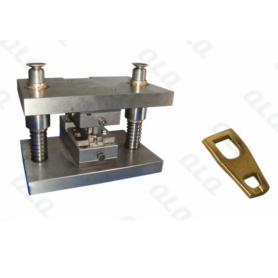 Brass YG Slider Puller Pressing Mould