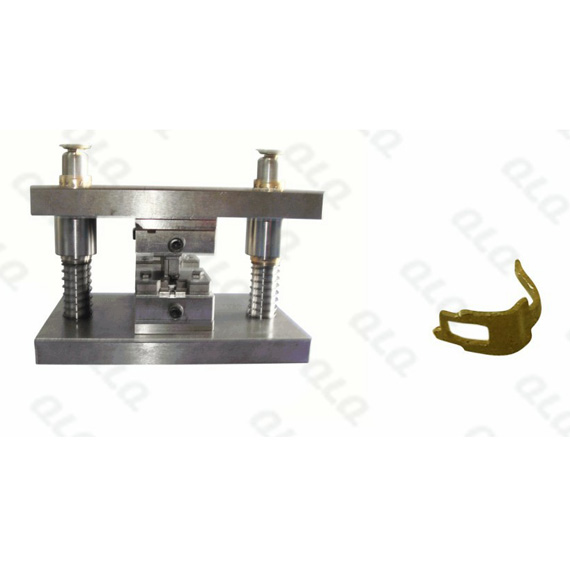 Brass YG Slider Spring Pressing Mould