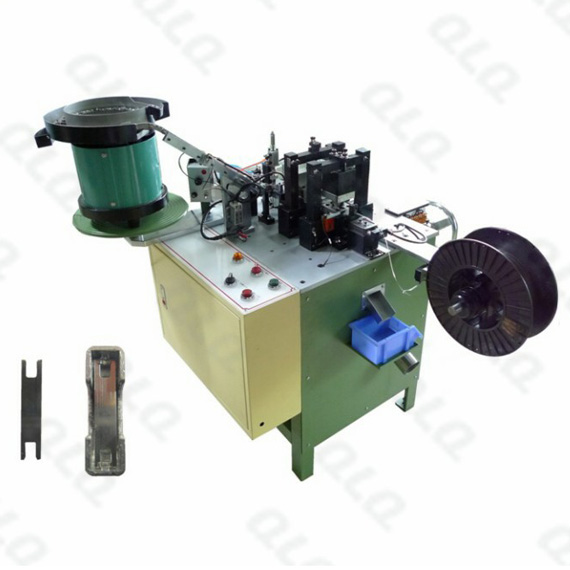 Cap and Spring Automatic Assembly Machine (stamping of spring)