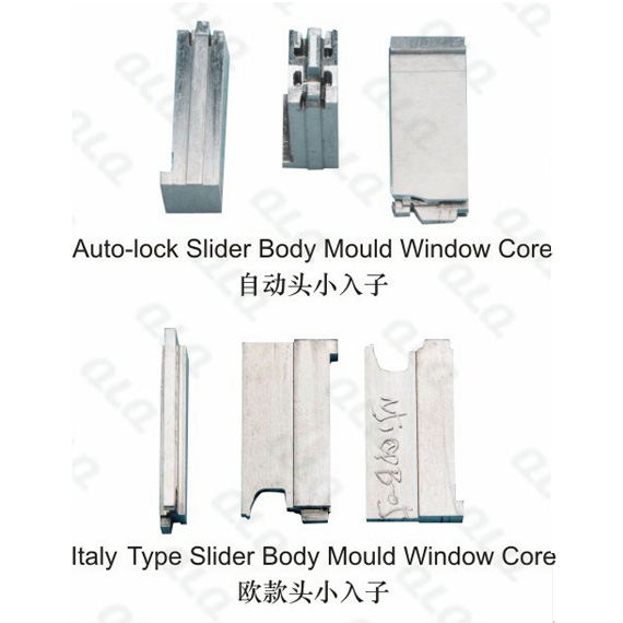 Window core for Italy slider body