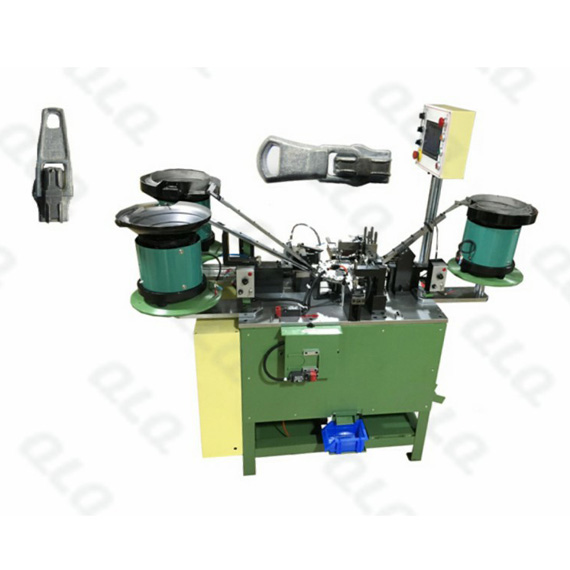 N31 Auto-lock Slider and Fancy Puller Semi-auto Assembly Machine