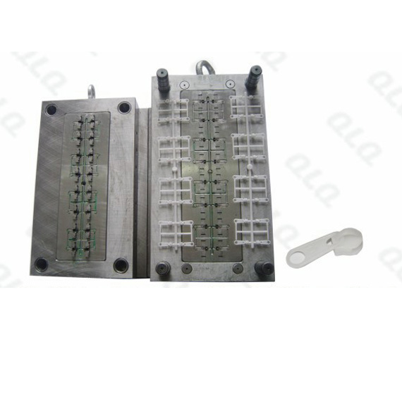 N36 POM Slider and Puller Injection Mould-16 Cavities