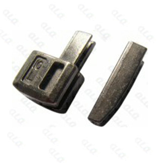 No 10 nylon pin box left insert one way