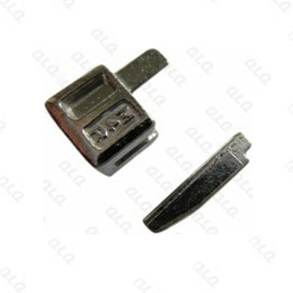No 4 metal back punch pin box