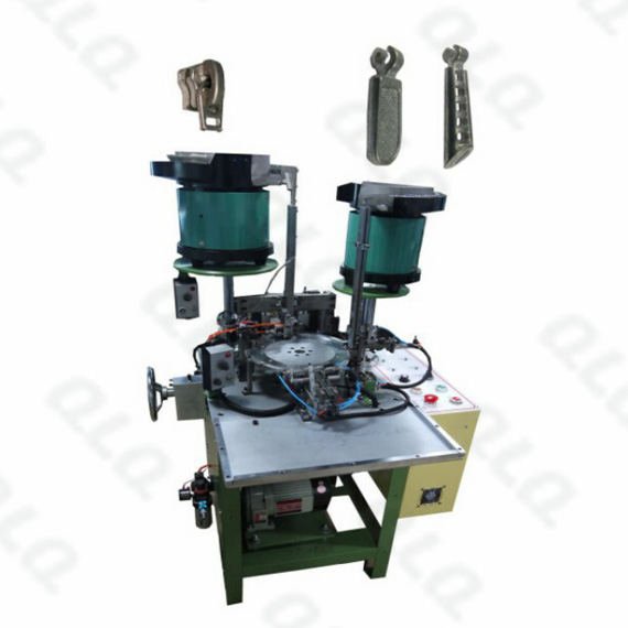 Slider with Ring (AF) and Fancy Puller Automatic (semi-auto) Assembly Machine
