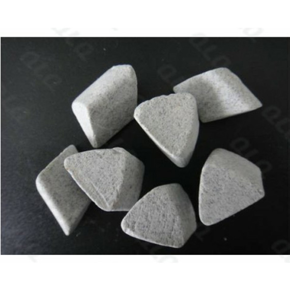 Triangle Shape Rough Polishing Stone