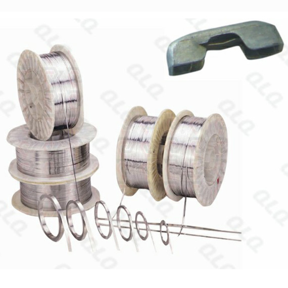 Various Wire for Making Slider Components