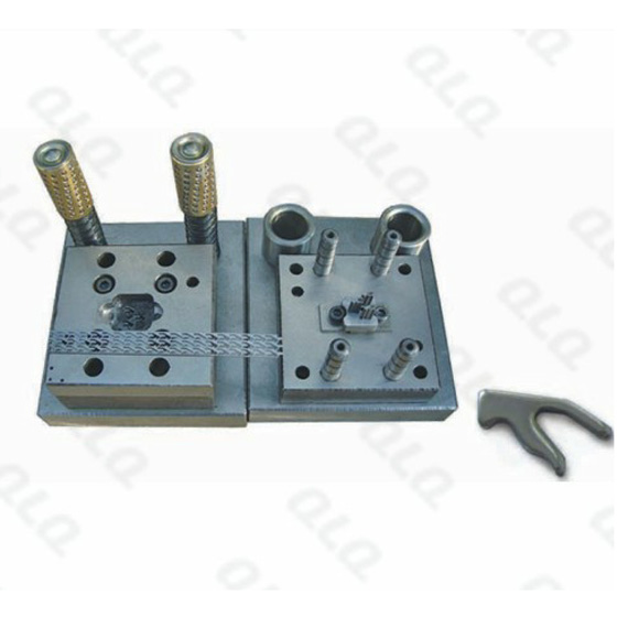 Y Shape Needle or Monkey Pressing Mould 3 Cavities