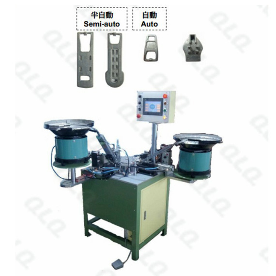 YG Slider Automatic Assembly Machine Disk Type (Semi-auto fancy puller)