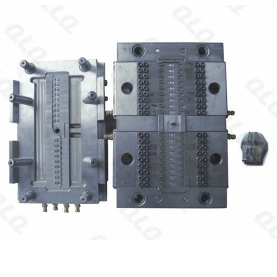 N31 3-components auto-lock slider body die casting mould