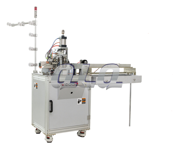 Automatic Nylon Zipper Open-end Cutting Machine