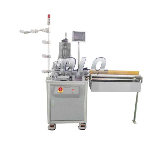 Automatic-Plastic-Zipper-Ultrasonic- Open-end-Cutting-Machine