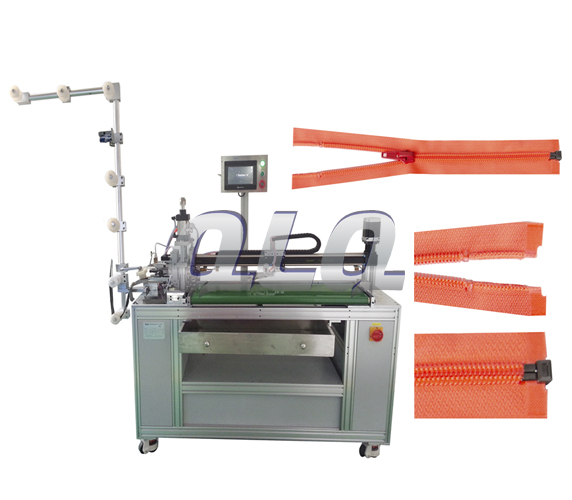 Automatic-Nylon-Zipper-Open-end-Cutting-Machine-with-Labour-hand