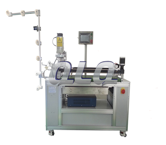 Automatic-Nylon-Zipper-Ultrasonic-Open-end-Cutting-Machine-with-labour- hand