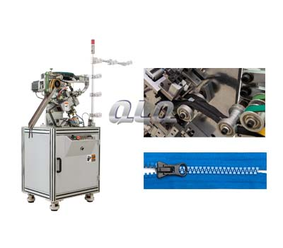 Automatic-Plastic-Zipper-Slider-Mounting-Machine