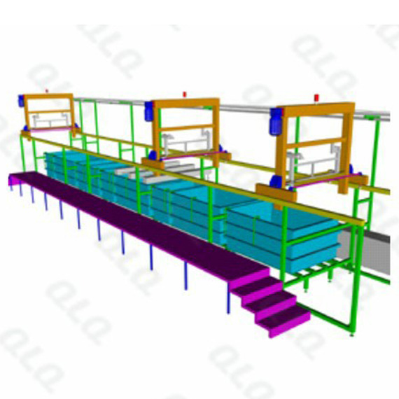 rack plating machine