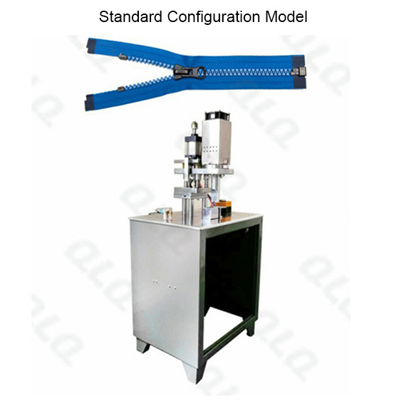 Semi-auto-Plastic-Zipper-Ultrasonic-Open-end-Cutting-Machine-QLQ
