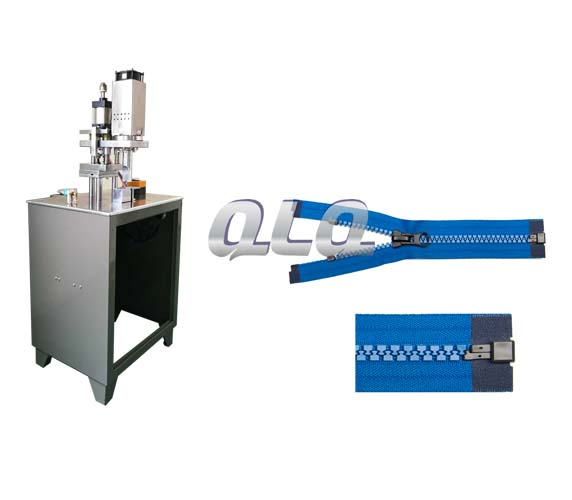 Semi-auto-Plastic-Zipper-Ultrasonic-Open-end-Cutting-Machine