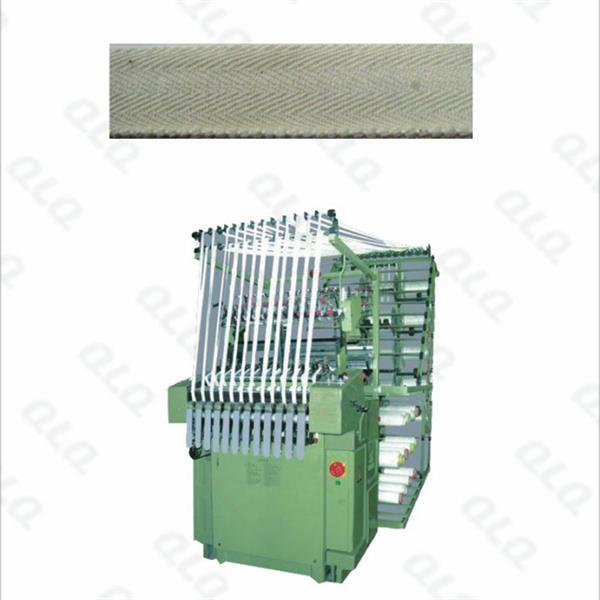 Automatic 12-25 Zipper Needle Loom Machine (12 tapes) QLQ